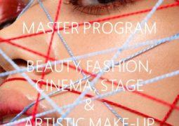 MASTER PROGRAM: 10 MOIS – BEAUTY, FASHION, CINEMA, STAGE & ARTISTIC MAKE-UP