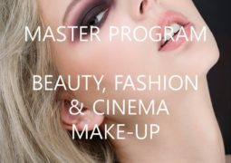 MASTER PROGRAM 6 MOIS – BEAUTY, MODE & CINEMA MAKE-UP